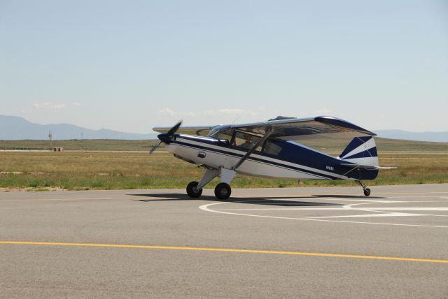 STOL cargo plane