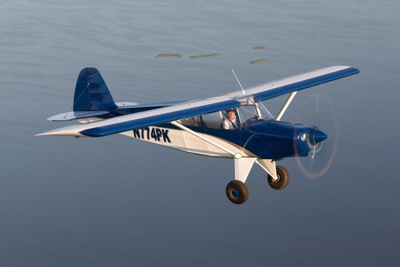 Patrol plane