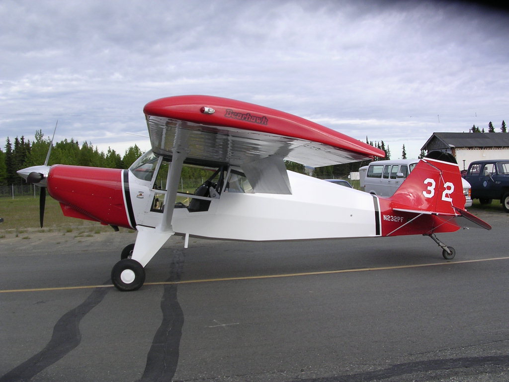 Bearhawk Airplane