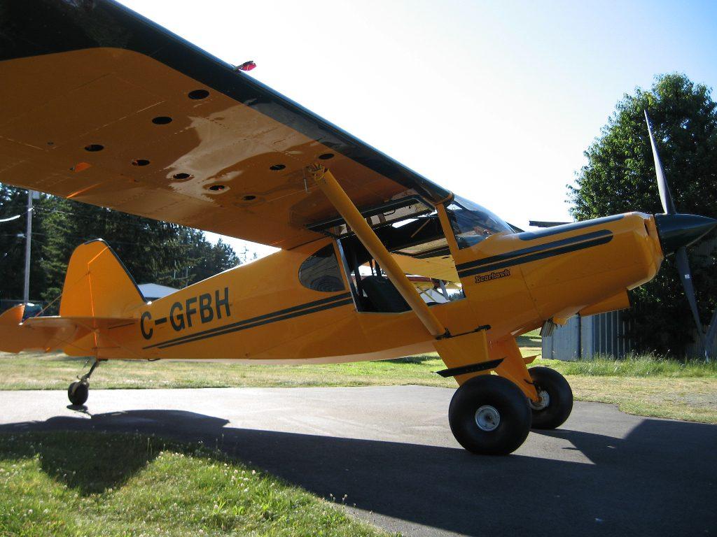 Bearhawk 4-Place Airplane - Bearhawk Aircraft Canada